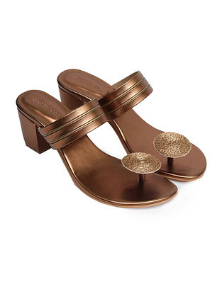 Copper Handcrafted Heels