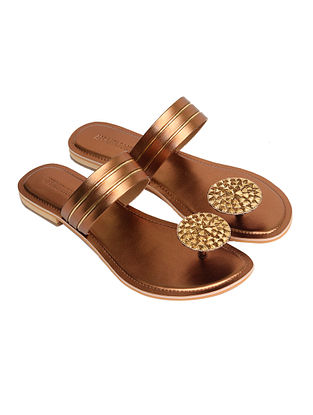 Copper Handcrafted Flats