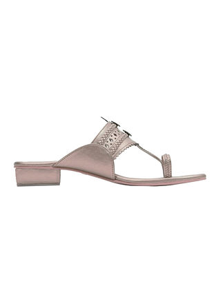 Rose Gold Handcrafted Heels