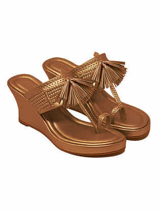 Copper Handcrafted Wedges