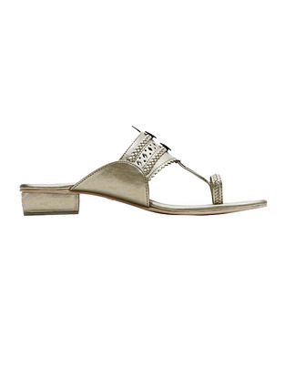 Silver Handcrafted Heels