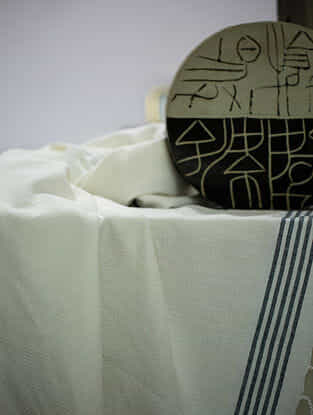 Pearl Cotton Bath Towel (61in x 31in)