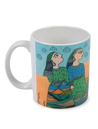 Amita Madhubani Art Mug