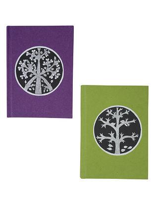 4 Seasons Gond Art Journal-Set of 2