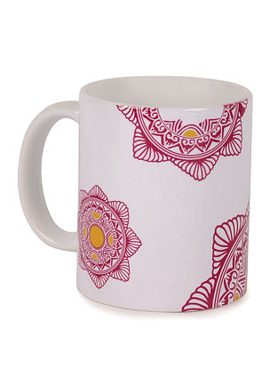 Chakra  Madhubani Art Mug