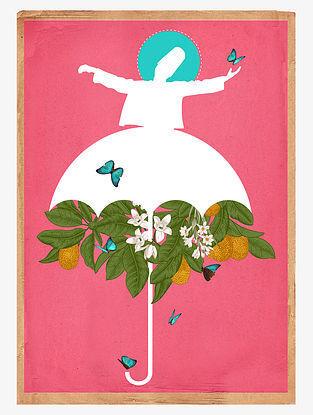 Rumi Art Print on Paper