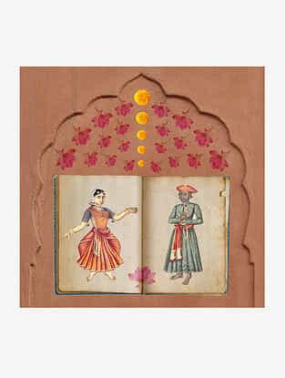 Jaipur Dairy Art Print On Paper