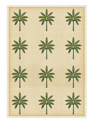 Tropical Love Art Print on Paper
