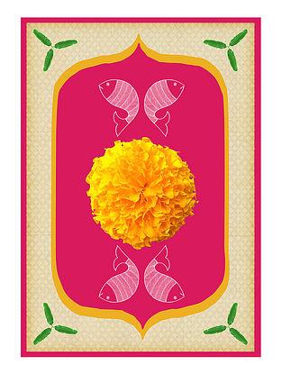 Rajasthan Diaries Art Print on Paper