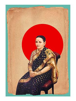 Raja Ravi Love Art Print on Paper