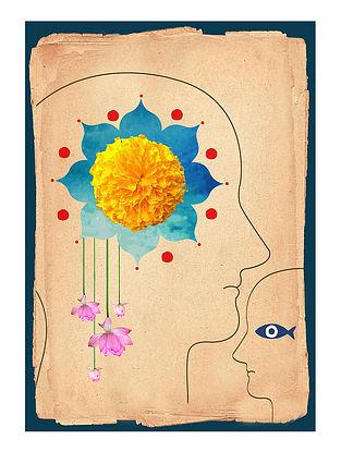 Manormya Art Print on Paper