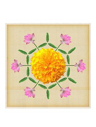 Hexagone Art Print on Paper
