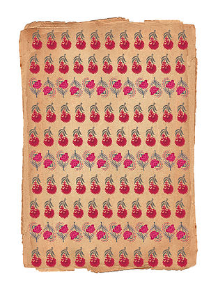 Mughal Love Art Print on Paper
