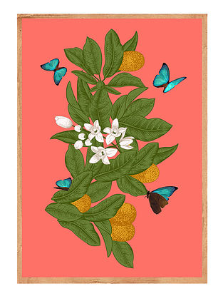 Wonderlust Art Print on Paper