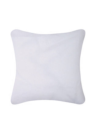 White Siliconised Polyfill Cushion Filler (L:18in x W:18in)