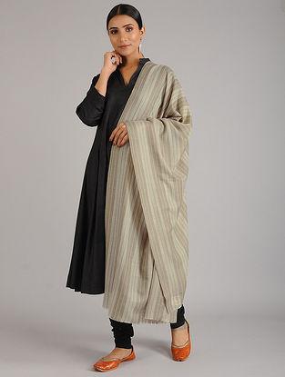 Ivory Pashmina Shawl