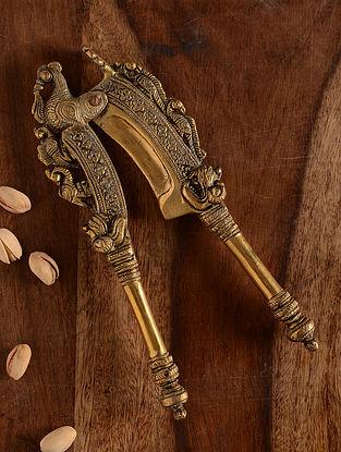 Brass Nut Cutter (7.7in x 2.6in)