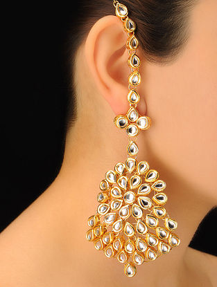 Pair of Classic Bold Earrings