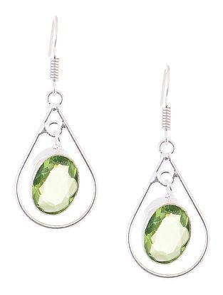 Classic Green Earrings
