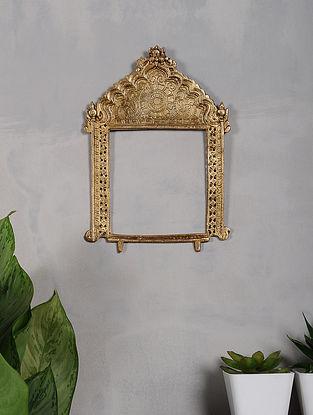 Brass Prabhavali (12in x 8.5in)