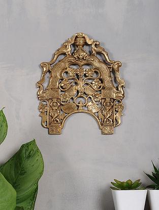 Brass Prabhavali (11.6in x 10in)