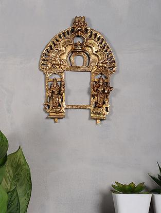 Brass Prabhavali (11.2in x 8in)