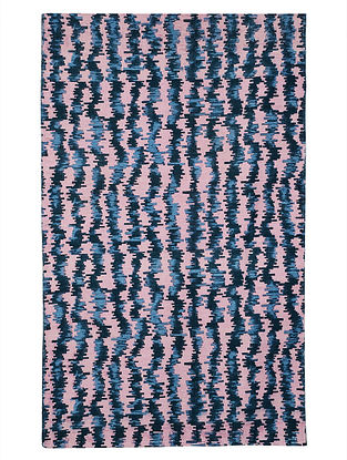Lavender Cotton Varra Design Dhurrie 60in x 36in