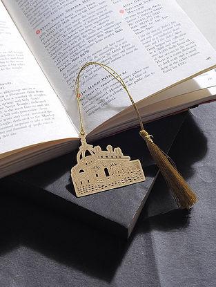 Ajmer Sharif Dargah Gold Plated Brass Bookmark