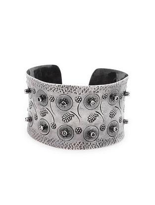 Tribal Silver Cuff (Cuff Size: 2/7)