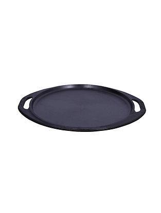 Kitch Pro Premium Cast Iron Dosa Pan (Dia - 11in)