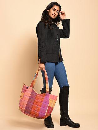Florencia Multicolored Cotton Tote Bag
