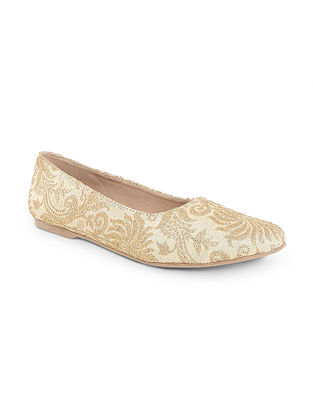 Gold Handcrafted Ballerinas