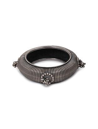 Vintage Silver Bangle (Bangle Size: 2/6)