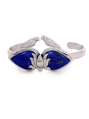 Lapis Lazuli Silver Cuff