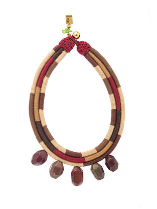 Multicolored Handcrafted Necklace