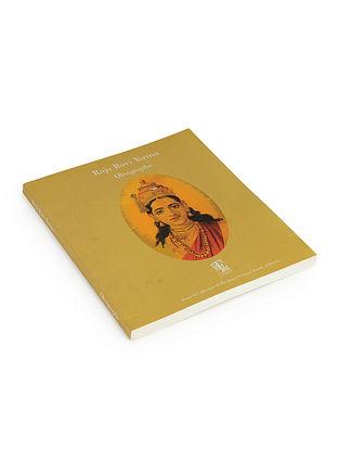 Raja Ravi Varma Oleographs Booklet 8in X 7in