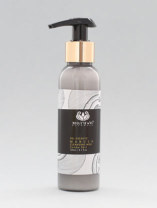Tridoshic Marula Cleansing Milk (120ml)
