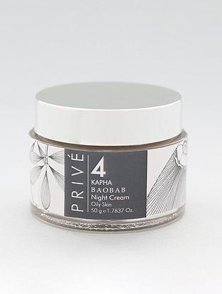 Prive Kapha Baobab Night Cream (50g)