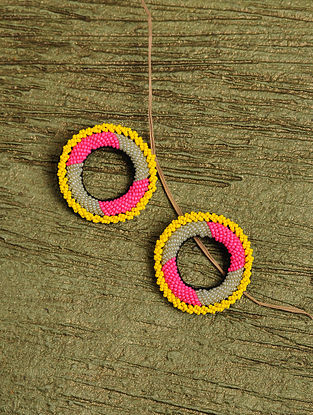 Multicolored Handcrafted Earrings