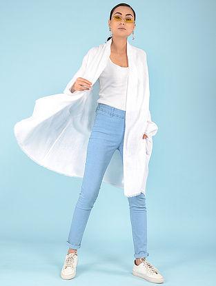 Ivory Linen Jacket