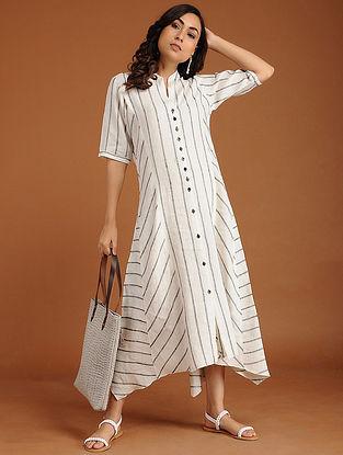 Sam Ivory Linen Dress