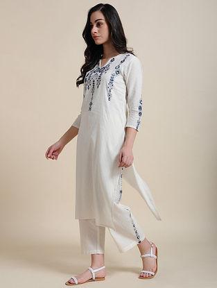 Gul Embroidered Cotton Kurta