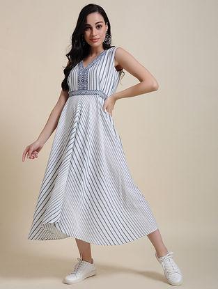 Farah Cotton Summer Dress