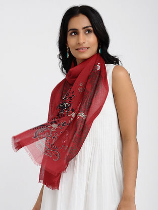 9129aa10dd3 Buy Scarves   Stylish Stoles for Women Online at Jaypore.com