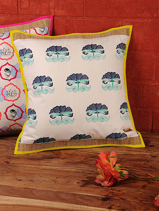Impermanence Cushion Cover 16in x 16in