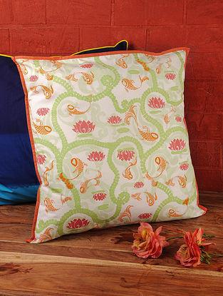 Koi Cloud Floor Cushion Cover 24in x 24in
