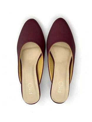 Maroon Handcrafted Heels