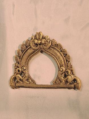 Brass Prabhavali (5.7in x 8.6in)