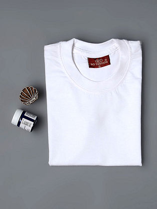 Do It Yourself Floral T-Shirt Block Printing Kit
