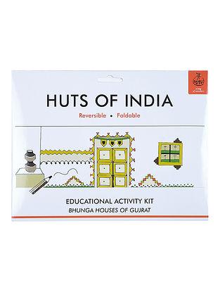 DIY Educational Kit - Bhunga Houses of Gujarat